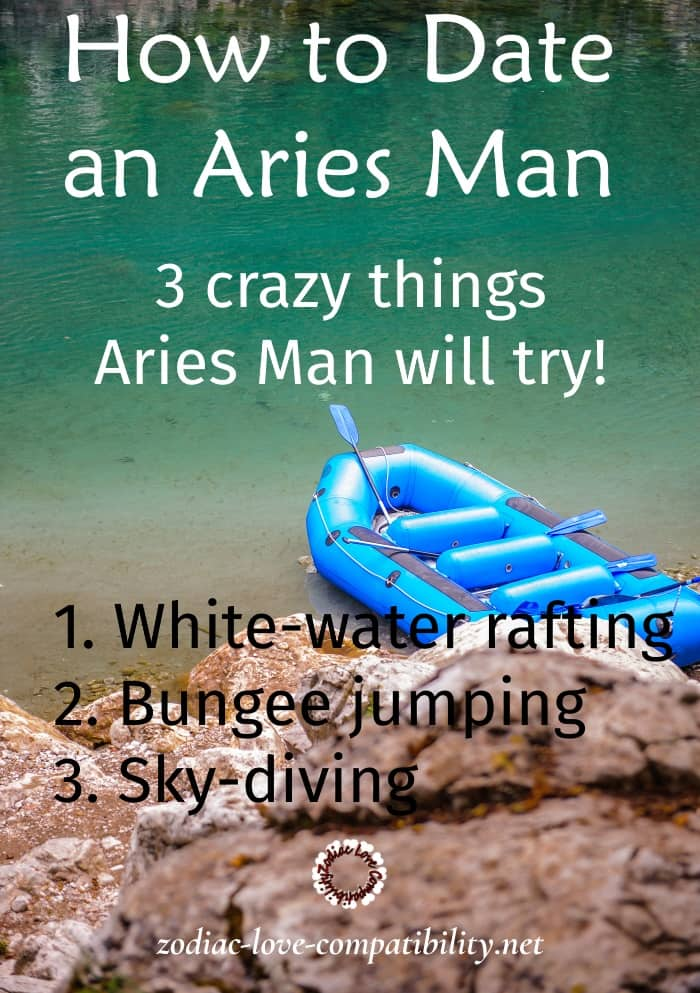 how to love an aries man