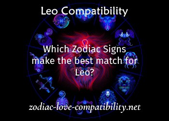 which zodiac signs make the best match for Leo