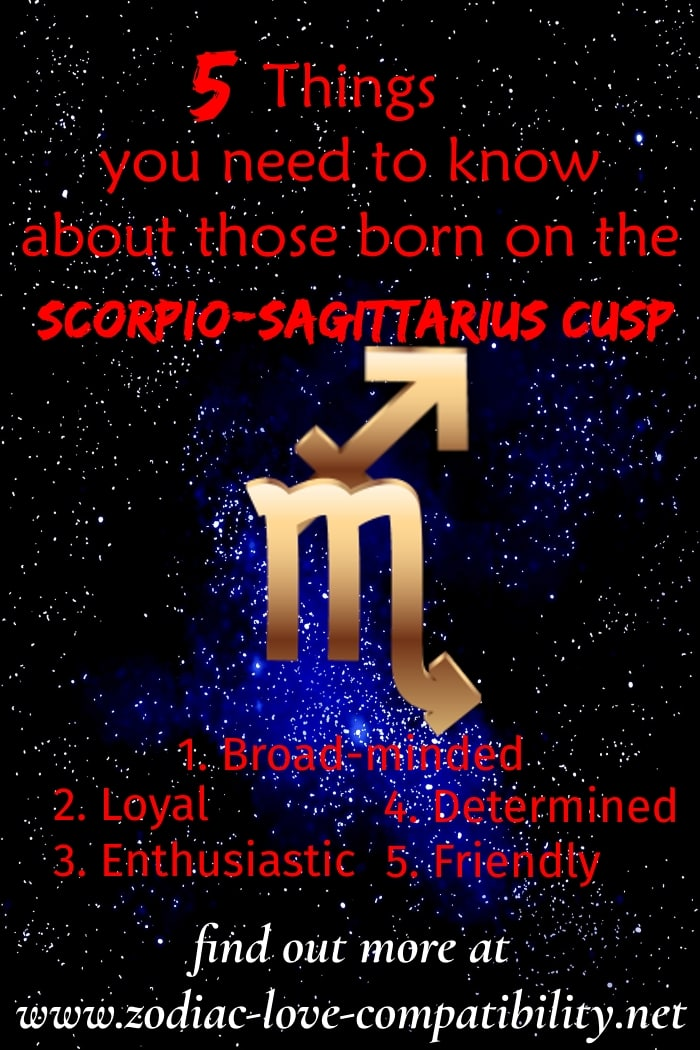 All About Scorpio and Sagittarius Cusp Signs - Zodiac Love Compatibility