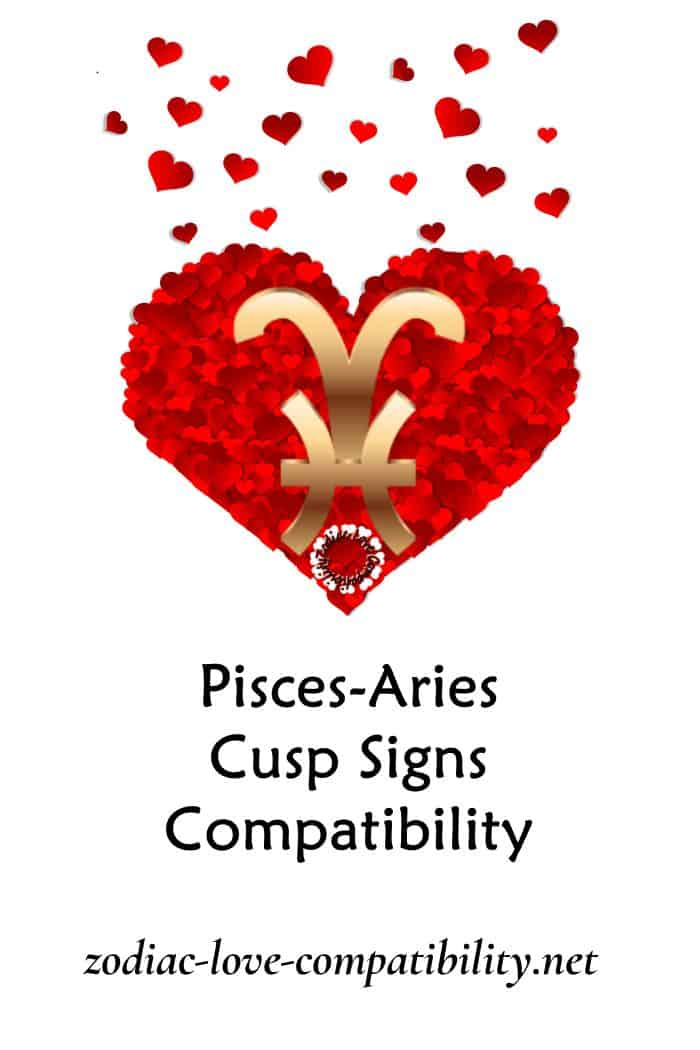 pisces aries cusp signs