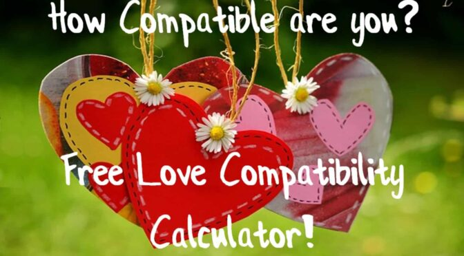 How Compatible Are You? Free Zodiac Love Compatibility Rating!