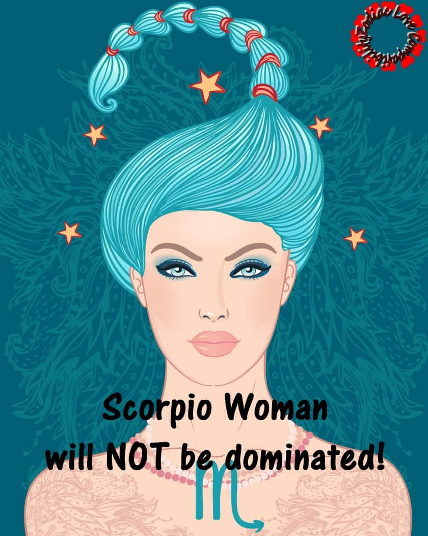How to approach a scorpio woman