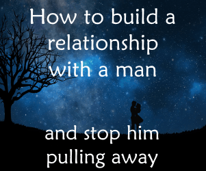 How to build a relationship with a guy