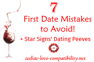 7 More First Date Mistakes to Avoid At All Cost! Essential Reading!