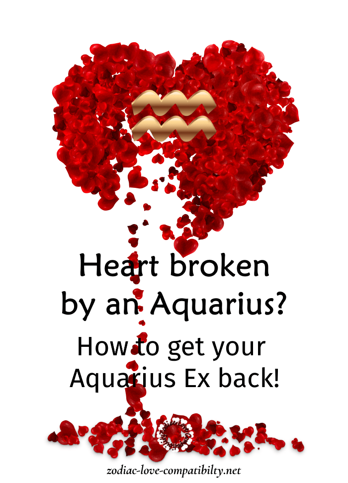 get your aquarius ex back