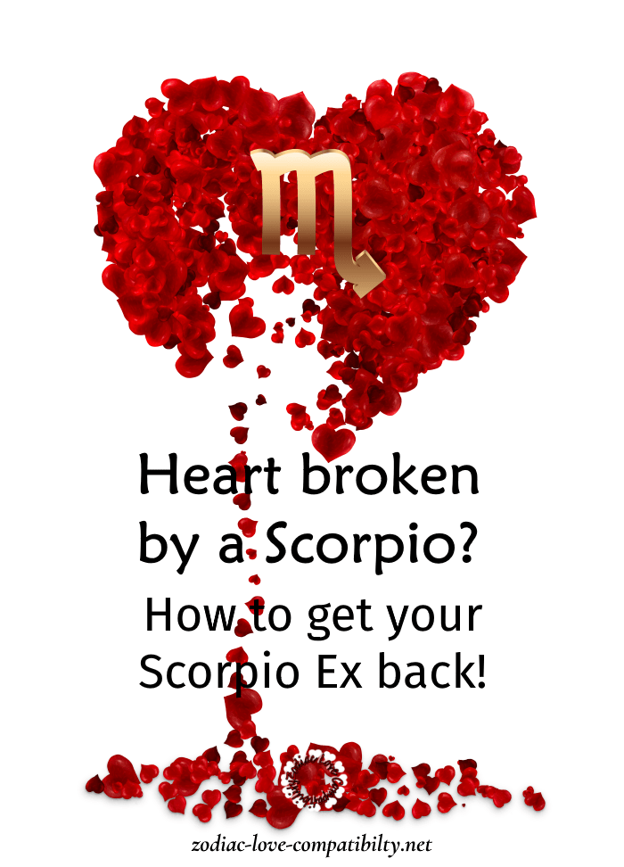 how to get your scorpio ex back