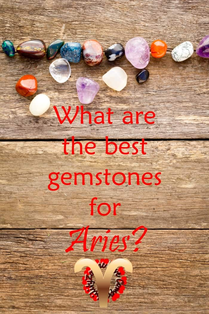 best gemstones for Aries