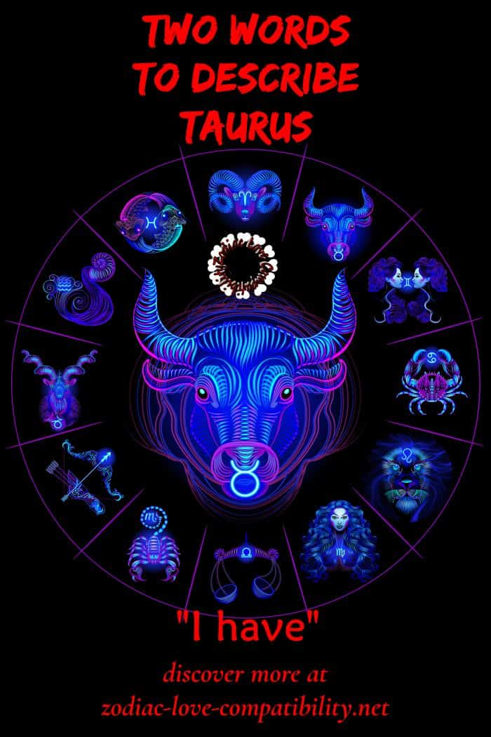 All About Taurus >> All About The Taurus Starsign - Zodiac Love Compatibility